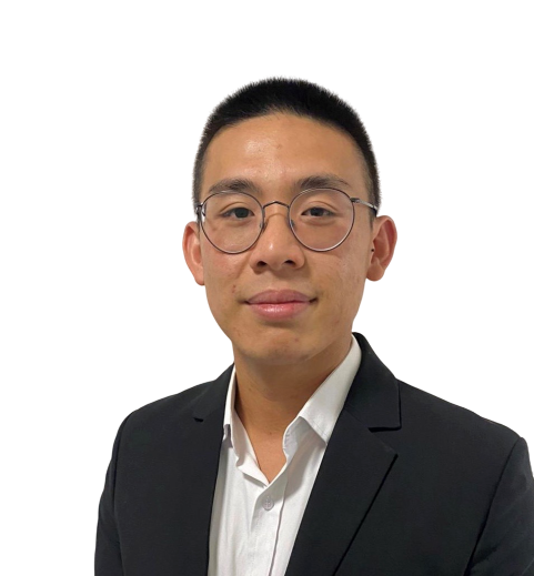 Harry Tran, Associate Engineer