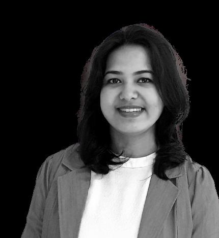 Neeti Muralidharan, Asset Manager