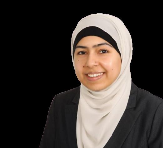 Farzana Mita, Finance Assistant