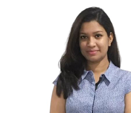 Anagha Pandey, Finance Manager